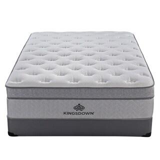Kingsdown Mezzo Ultra Plush 16-inch Queen Luxury Pillow Top Mattress