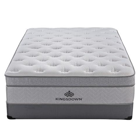 Kingsdown Mezzo 16-inch Ultra Plush Pillow Top Mattress