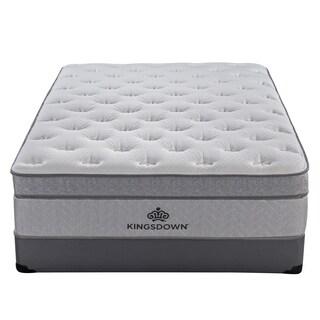 Kingsdown Mezzo Ultra Plush 16-inch Full XL Luxury Pillow Top Mattress