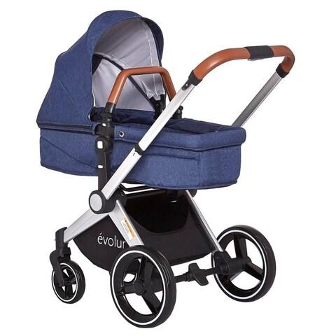 Evolur Nova Reversible Seat Stroller