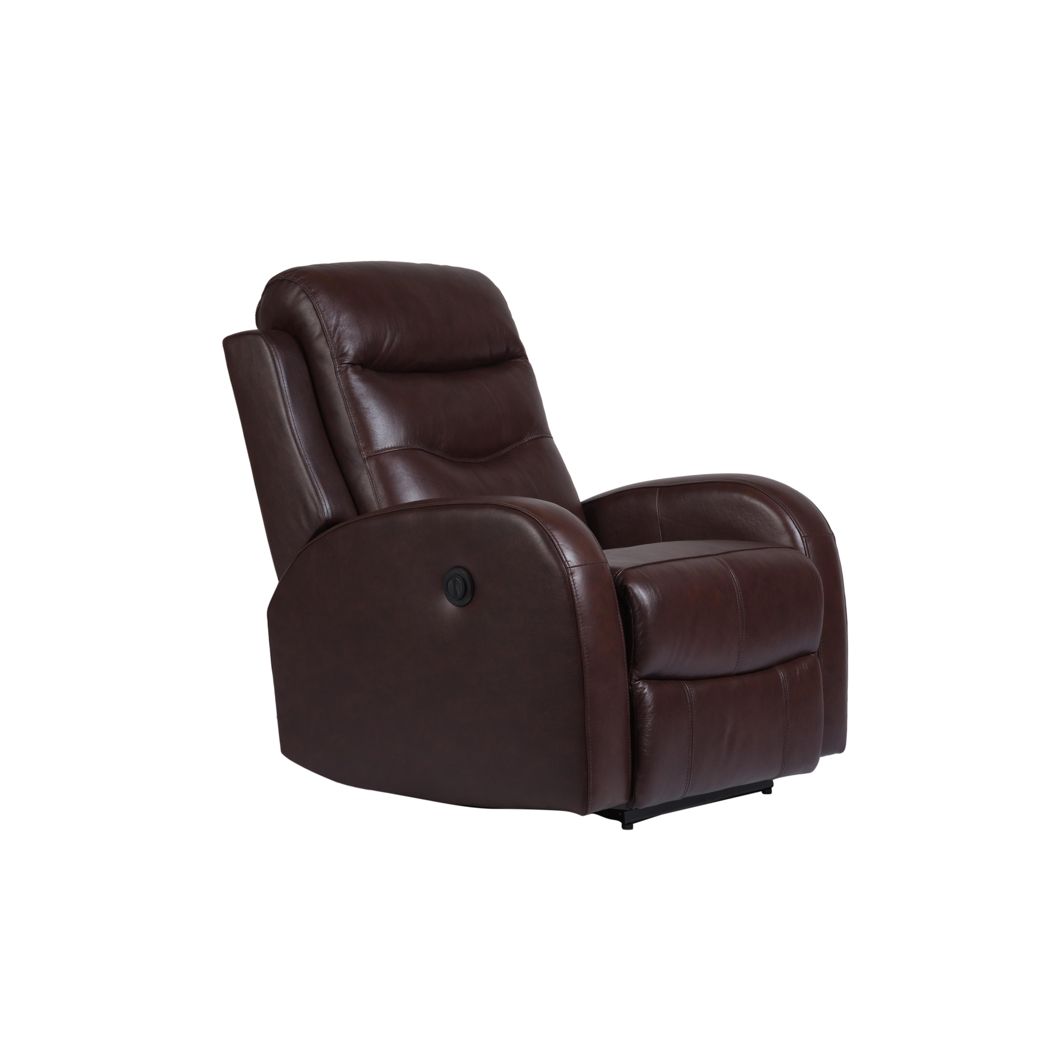 Incredible Porter Designs Jasper Cognac Leather Power Recliner Short Links Chair Design For Home Short Linksinfo