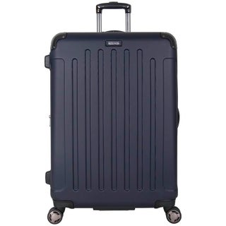 Kenneth Cole Reaction 28in Lightweight Hardside ABS Expandable 8-Wheel Spinner Upright Checked Suitcase With Corner Guards