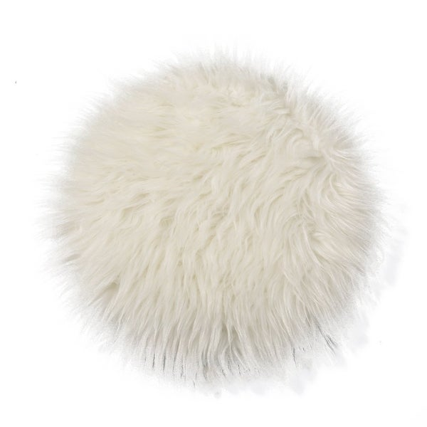 Batteries Clever Plush Round Shape Carpet Throw Rug Anti-skid Shaggy Area Rug Soft Floor Mat House Living Room Bedroom Carpet Floor Rug Replacement Batteries