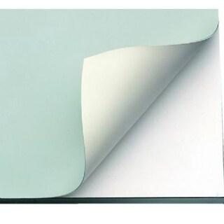 "Alvin VYCO Green/Cream Vinyl Board Cover - 37 1/2"" x 72"""