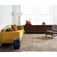 Hand-Knotted Celaena Wool Area Rug - 8' X 11'