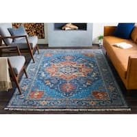 Hand-Knotted Eliksir Wool Area Rug - 9' x 13'