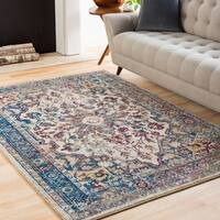 "Colonial Home Beige/Multi Contemporary Persian Area Rug - 9'3"" x 12'3"""
