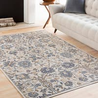 Dulinel Grey Accent Rug - 2' x 3'