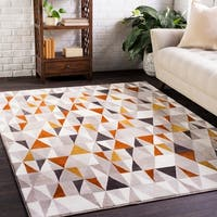 Woven Dawon Brown Accent Rug - 2' x 3'