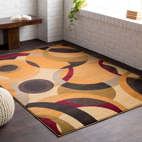 Selthia Tan Accent Rug - 2' x 3'
