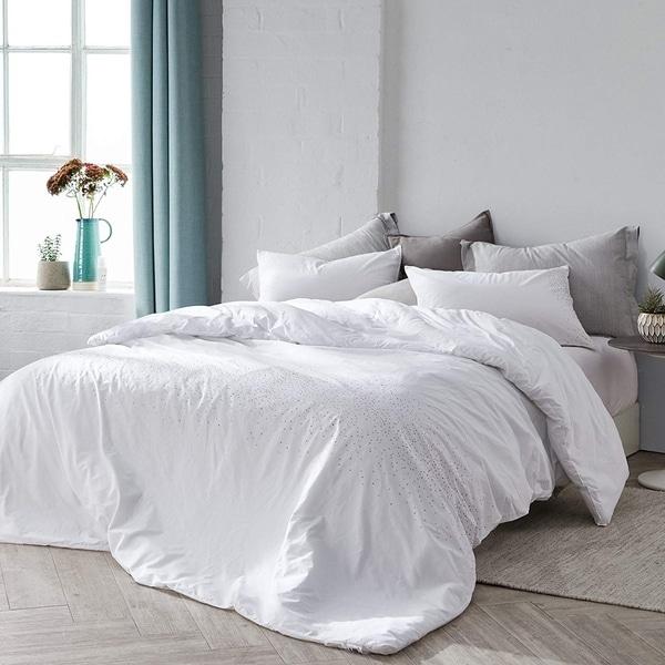 Icing Comforter - White