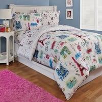 Paris Comforter Set