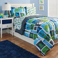 Dino Comforter Set - Multi