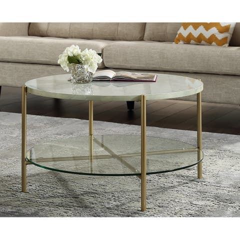 Small Round Coffee Table.Buy Round Coffee Tables Online At Overstock Our Best Living Room
