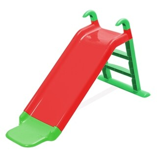 Childrens Slide, Red/Green