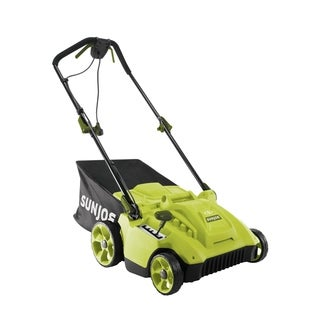 Sun Joe MJ506E Electric Reel Lawn Mower w/ Grass Catcher