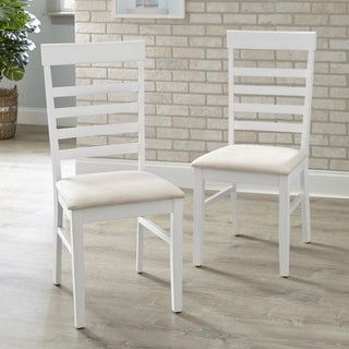 Simple Living Newcastle Dining Chairs, Set of 2