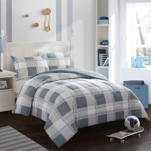 Hunter Grey Comforter Set