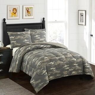 Colton Camo Comforter Set