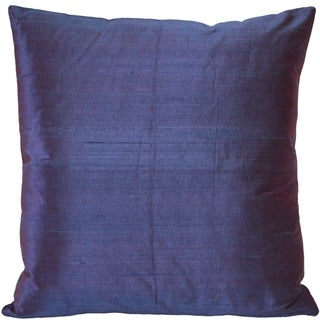 Pillow Décor - Sankara Silk Throw Pillows 16x16