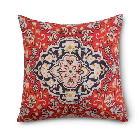 "Pointehaven Casablanca 18"" Square Pillow"