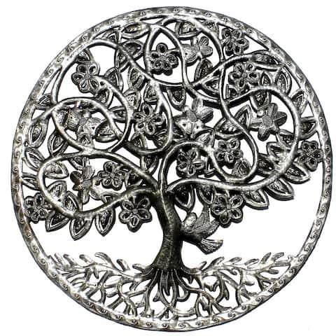 Handmade Celtic Spring Tree of Life (Haiti)