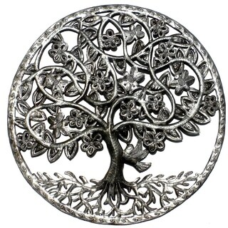 Handmade Celtic Spring Tree Of Life (Haiti)
