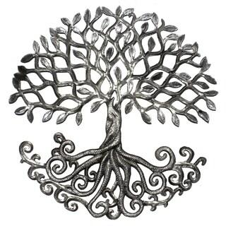 Handmade Rooted Tree Of Life (Haiti)