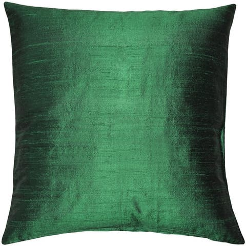 Pillow Décor Sankara Silk Throw Pillows 20x20
