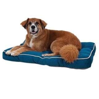 Aspen Pet Luxe Gusseted Pillow Dog Bed - 29 x 40