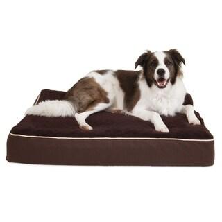 Aspen Pet Double Orthopedic Dog Bed