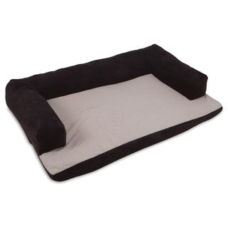 "Aspen Pet 54 X 34 Bolster Orthopedic Dog Bed - 54"" x 34"""