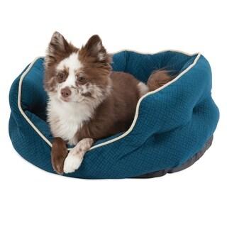Aspen Pet Luxe Lounger Dog Bed - 25 x 21
