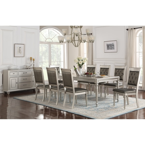 Saveria Royale 10-Piece Dining Set