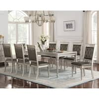 Saveria Royale 9-Piece Dining Set