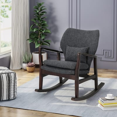 Grey, Striped Living Room Chairs | Shop Online at Overstock