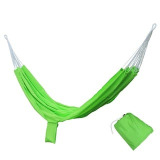 Portable Travel Camping Outdoor Parachute Bed 2 People Hanging Hammock