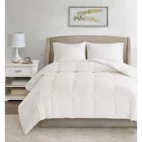 True North by Sleep Philosophy All Season Warmth White 100-percent Cotton Oversized Down Comforter