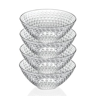 "Galassia 4 Piece 6.5"" Deep Cereal/Soup Bowls"