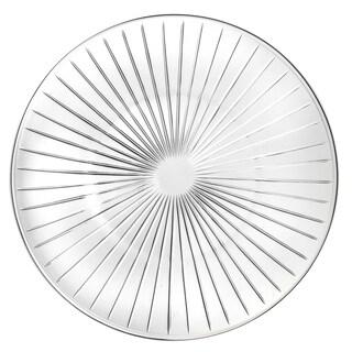 "Sunbeam 4 Piece 10"" Dinner Plates"
