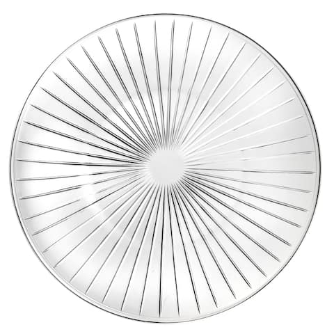 "Sunbeam 4 Piece 10"" Dinner Plates"