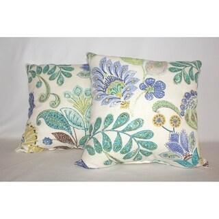 RLF Home Borneo Throw Pillow (Set of 2)