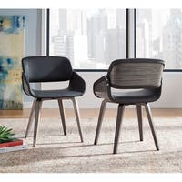 Lifestorey Callie Dining Chairs (Set of 2)