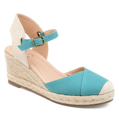 Journee Collection Women's Comfort Ashlyn Wedge