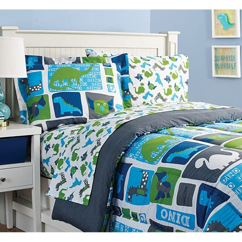 Dino Sheet Set - Multi