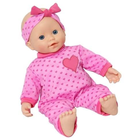 14 Inch Soft body Baby Doll caucasian
