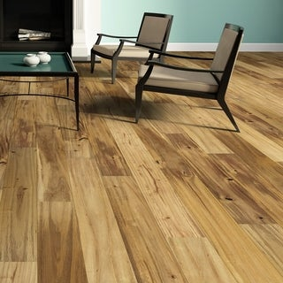Urban Tempo Hardwood Flooring Tan