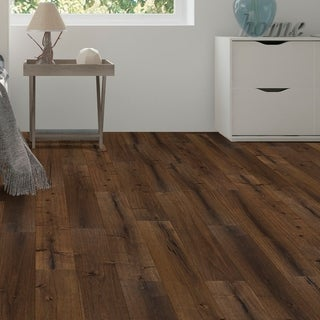Urban Tempo Hardwood Flooring Mid Century Brown