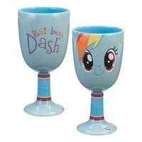 My Little Pony Rainbow Dash Ceramic Goblet