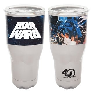 Star Wars 40th Aniversary 30 oz. Stainless Vacuum Tumbler